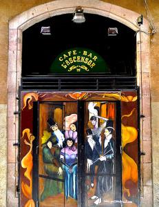 EL ASCENSOR: Bar Barcelona